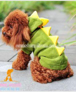 Quần áo khủng long cho chó mèo - quần áo tết cho chó mèo - trang phục siêu nhân Junie House - Trang phục hiệp sĩ cao bồi cho chó - Đồ Minions - Đồ cướp biển cho chó