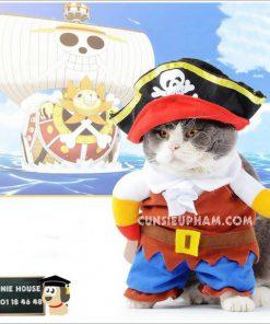 Junie House chuyên cung cấp các loại quần áo phụ kiện cho chó mèo như: đồ tết cho chó mèo, đồ Halloween cho chó mèo, đồ Noel cho chó mèo. Hotline 0901184648