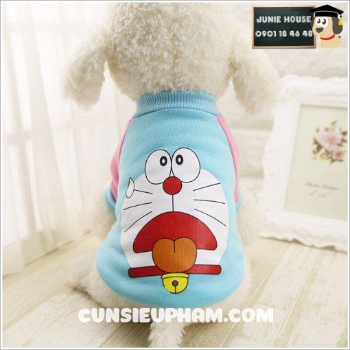 Junie House chuyên cung cấp quần áo cho chó, quần áo chó mèo, phụ kiện chó mèo, đồ Noel cho chó mèo, áo thun hoạt hình cho chó mèo   0901.18.46.48