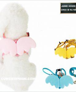 Junie House chuyên cung cấp quần áo cho chó, quần áo chó mèo, đồ chơi cho chó mèo, phụ kiện cho chó mèo, dây dắt cánh thiên thần cho chó... Hotline 0901 18 46 48