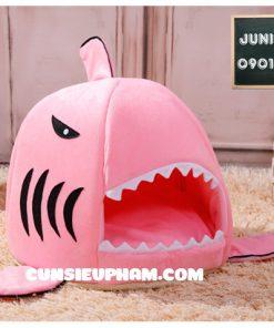 Junie House chuyên cung cấp quần áo, phụ kiện cho thú cưng: Trang phục superman, cướp biển, minions, nệm hình cá mập cho chó mèo | 0901.18.46.48