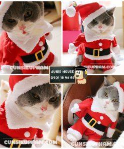 Junie House chuyên cung cấp quần áo cho chó, quần áo chó mèo, đồ chơi cho chó mèo, phụ kiện cho chó mèo, trang phục ông già Noel cho chó mèo... Hotline 0901 18 46 48