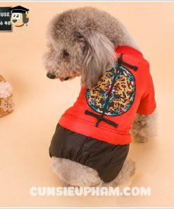 Junie House chuyên cung cấp quần áo cho chó, quần áo chó mèo, đồ Noel cho chó mèo, phụ kiện cho chó mèo, đồ tết truyền thống cho chó mèo. Hotline 0901184648