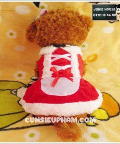 Junie House chuyên cung cấp quần áo cho chó, quần áo chó mèo, đồ chơi cho chó mèo, phụ kiện cho chó mèo, váy Noel cho chó mèo... Hotline 0901 18 46 48