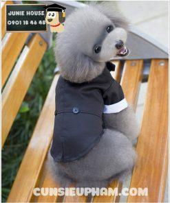 Junie House chuyên cung cấp quần áo cho chó, quần áo chó mèo, áo vest cho chó mèo nhỏ... Hotline 0901 18 46 48