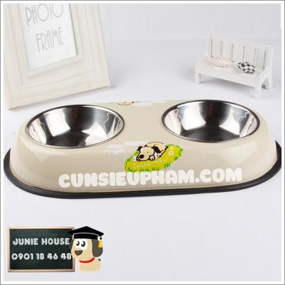 Junie House chuyên cung cấp quần áo cho chó, quần áo chó mèo, đồ chơi cho chó mèo, khay đôi đựng thức ăn nước uống cho chó mèo ... Hotline 0901 18 46 48
