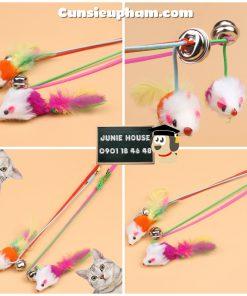 Junie House chuyên cung cấp quần áo cho chó, quần áo chó mèo, đồ chơi cho chó mèo, cần câu đồ chơi cho chó mèo... Hotline 0901 18 46 48