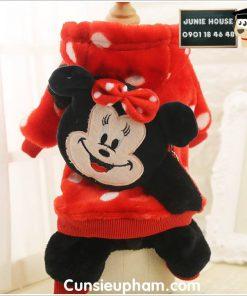 Junie House chuyên cung cấp quần áo cho chó, quần áo chó mèo, đồ chơi cho chó mèo, áo cosplay mickey dành cho chó mèo.. Hotline 0901 18 46 48