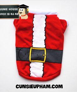 Junie House chuyên cung cấp quần áo cho chó, quần áo chó mèo, áo thun noel dành cho boss... Hotline 0901 18 46 48