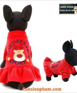 Junie House chuyên cung cấp các loại quần áo phụ kiện cho chó mèo như: đồ tết cho chó mèo, đồ Halloween cho chó mèo, đồ Noel cho chó mèo. váy ... Hotline 0901184648