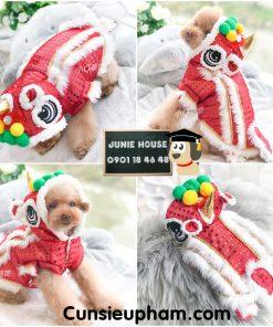 Junie House chuyên cung cấp quần áo cho chó, quần áo chó mèo, đồ lân cho chó mèo... Hotline 0901 18 46 48