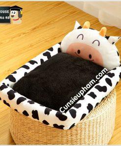 Junie House chuyên cung cấp quần áo cho chó, quần áo chó mèo, nệm hình con bò dành cho boss... Hotline 0901 18 46 48