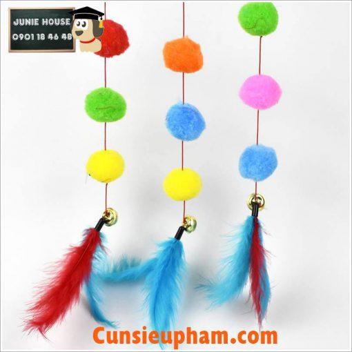 Junie House chuyên cung cấp các loại quần áo phụ kiện cho chó mèo, cần câu đồ chơi dành cho mèo ... Hotline 0901184648