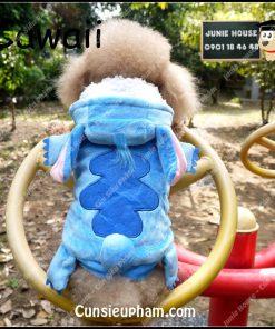 Junie House chuyên cung cấp quần áo, phụ kiện cho thú cưng: Trang phục superman, cướp biển, minions, áo sitich dành cho cún lớn | 0901.18.46.48