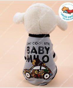 Junie House chuyên cung cấp quần áo, phụ kiện cho thú cưng: Trang phục superman, cướp biển, minions, áo babymilo xám dành cho chó mèo | 0901.18.46.48