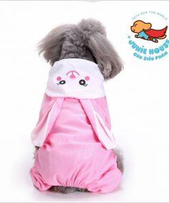 Junie House chuyên cung cấp quần áo, phụ kiện cho thú cưng: Trang phục superman, cướp biển, minions, áo mưa hình thú dành cho chó mèo | 0901.18.46.48