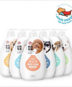 Junie House chuyên cung cấp quần áo, phụ kiện cho thú cưng: Trang phục superman, cướp biển, minions, Sữa tắm dưỡng màu lông cho chó mèo | 0901.18.46.48